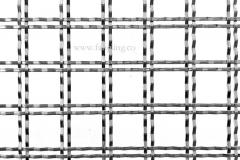 304不锈钢轧花网