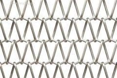 不锈钢螺旋装饰网