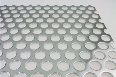 10mm孔径圆孔冲孔铝板