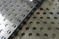 20mm圆孔穿孔铝板