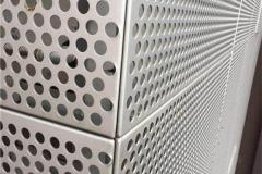 幕墙圆孔穿孔铝板