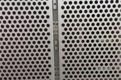 幕墙圆孔冲孔铝板
