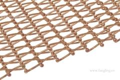 螺旋金属装饰网