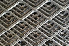 菱形孔钢板网