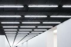 吊顶铝网应用4, 铝板网