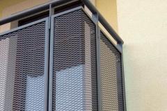 铝网拉伸网_铝板网幕墙