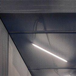 铝拉伸网吊顶