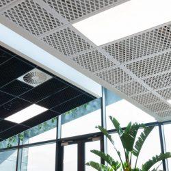 铝板网吸声吊顶天花板